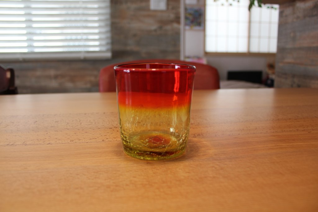 琉球ガラス ロックガラス