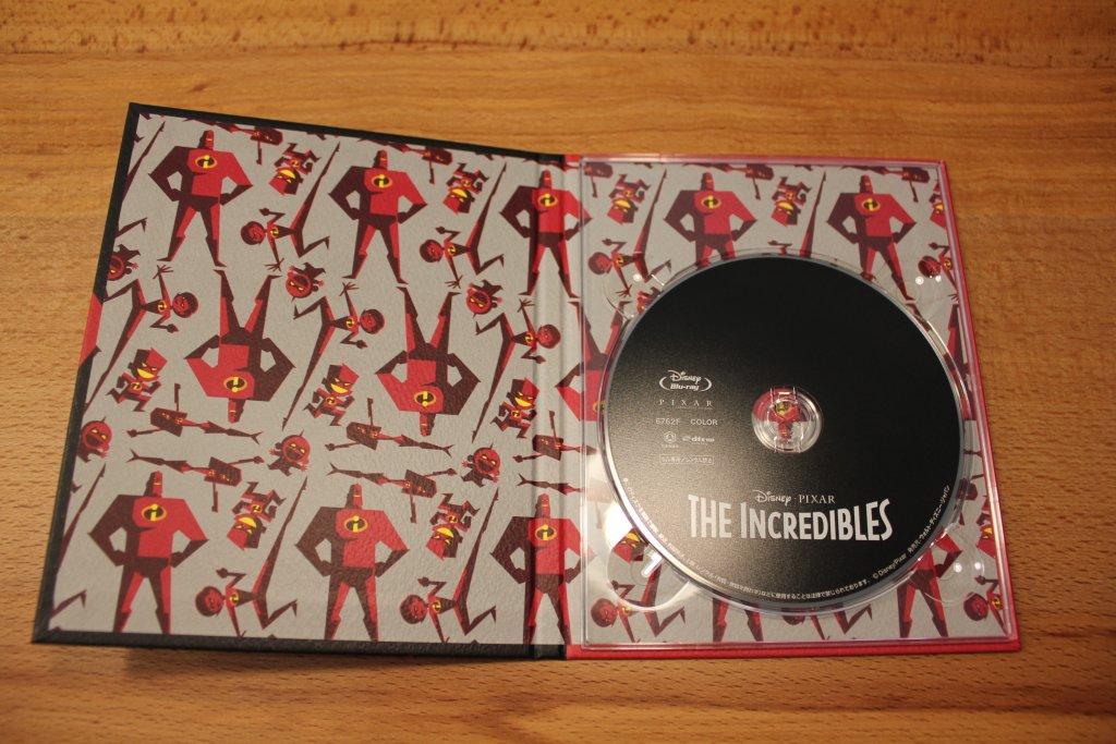 Mr.インクレディブル(The Incredibles)
