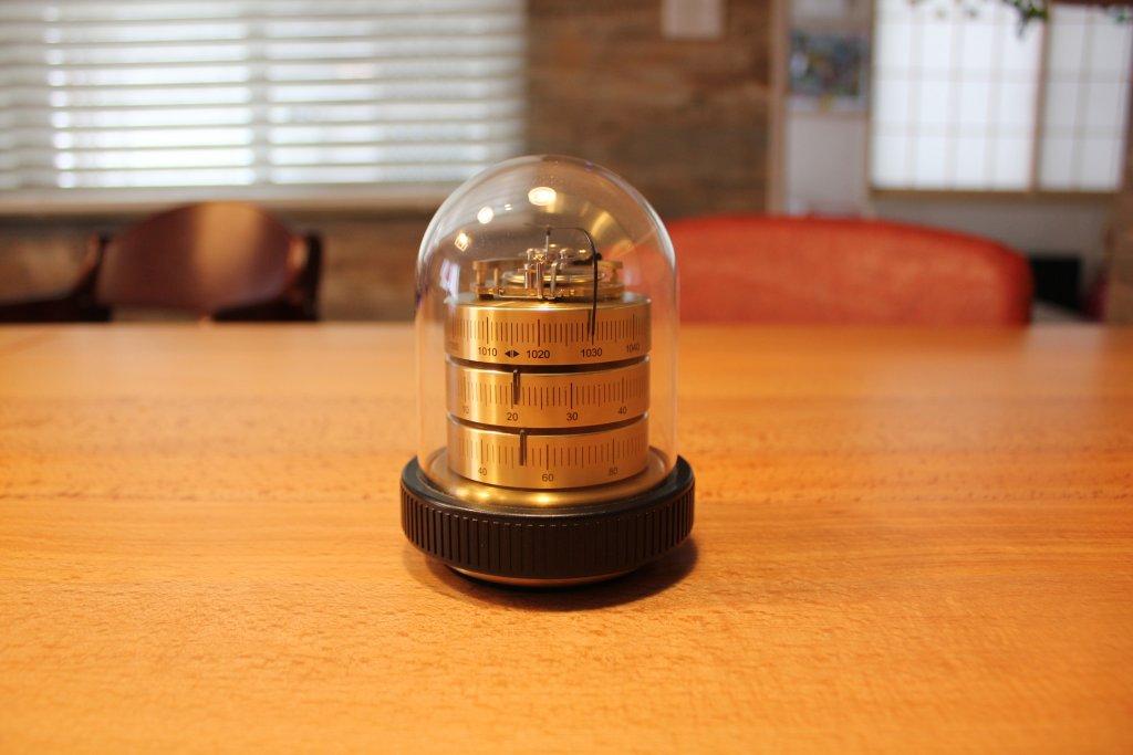 BARIGO(バリゴ)温湿気圧計