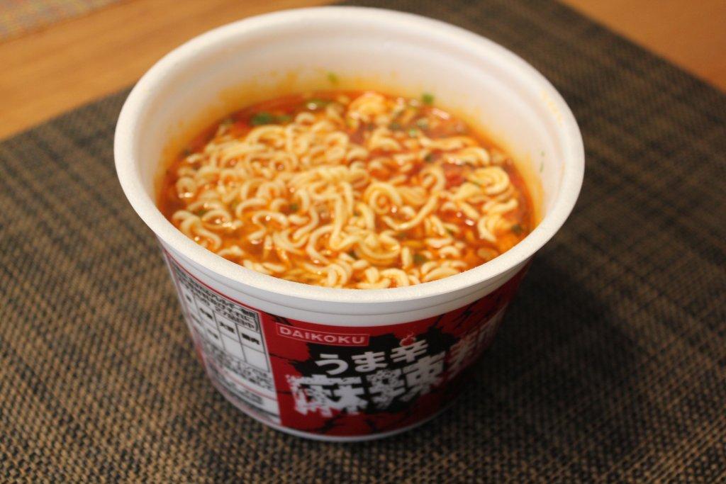 DAIKOKU うま辛 麻辣麺 大盛り
