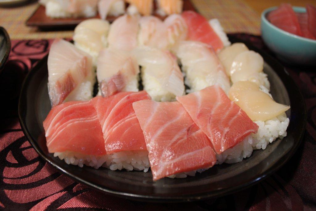 白身魚も美味でした
