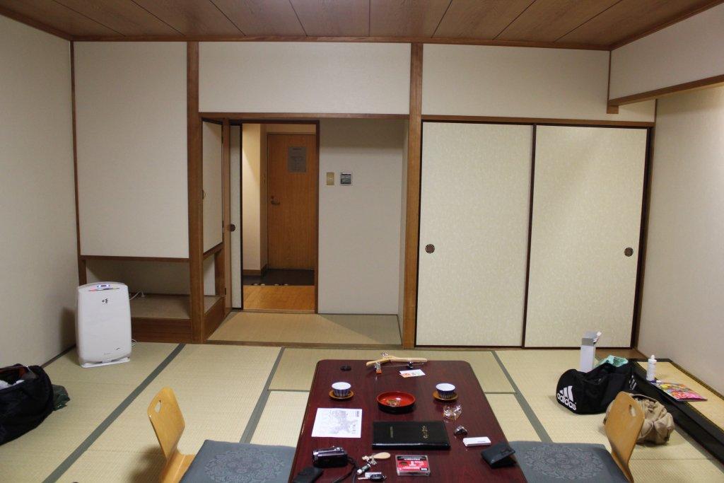 宮島ホテルまこと部屋