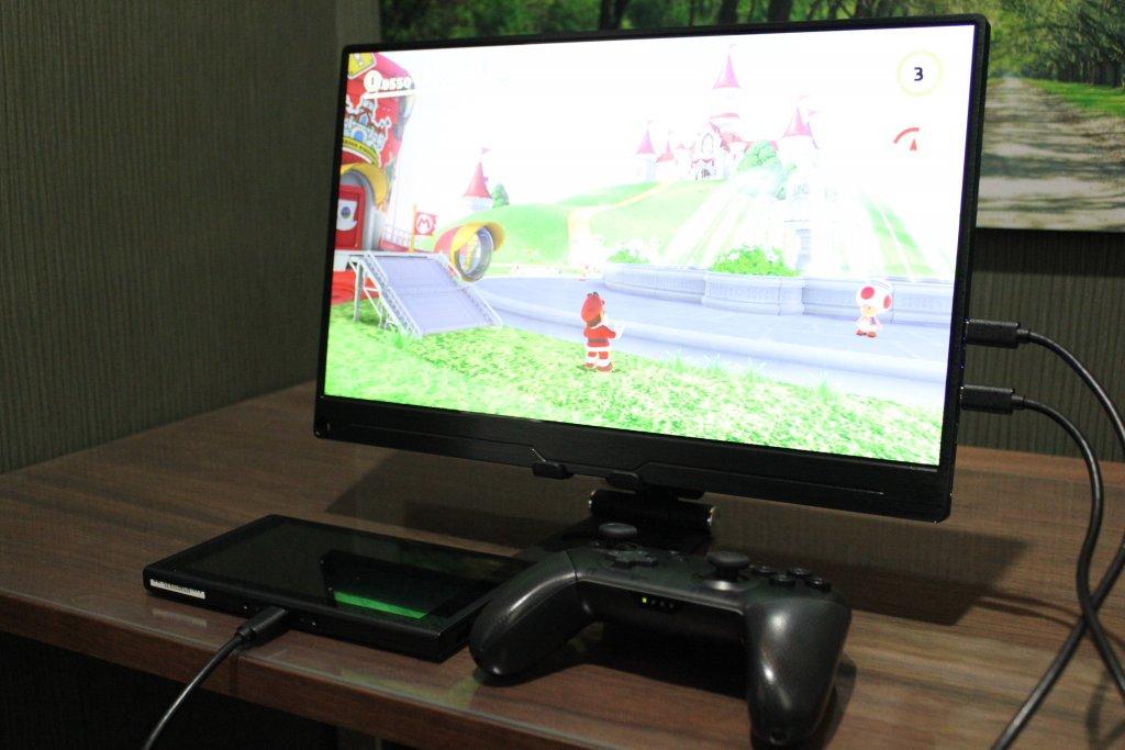 Nintendo Switchとの接続